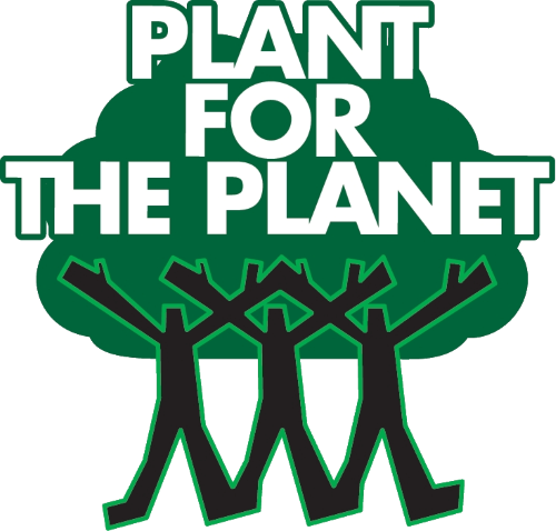 Logo der Initiative 'Plant for the Planet'