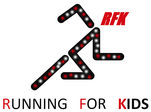 Logo Running for Kids